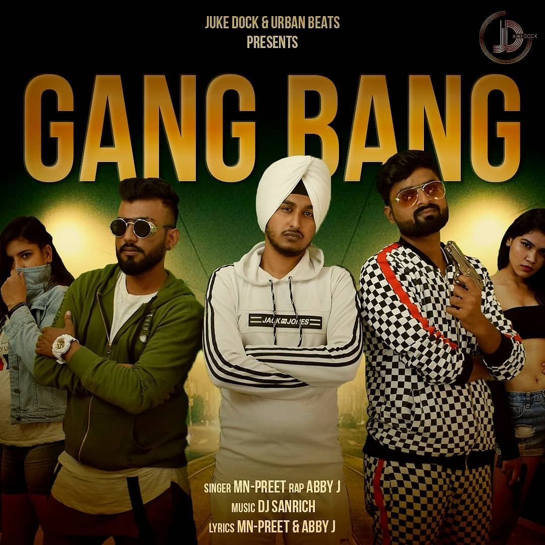 manpreet gill in gang bang