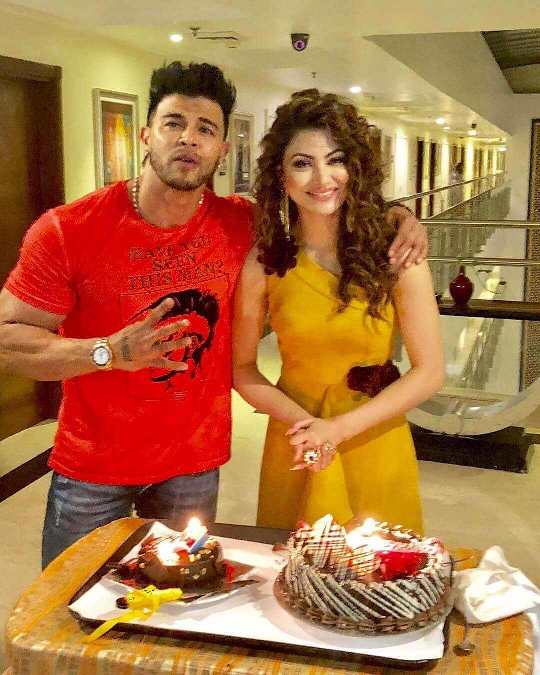 sahil khan and urvashi rautela